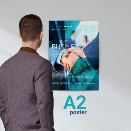 چاپ پوستر A2