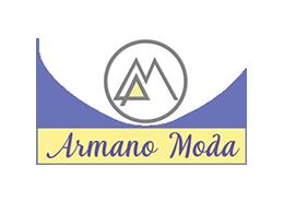 لوگو logo آرم png آرمانو مدا پوشاک