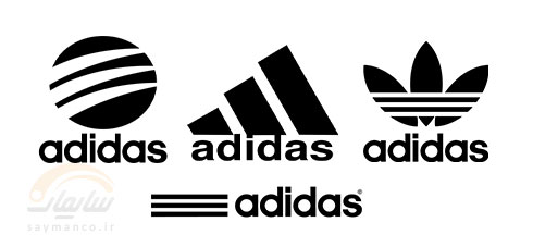 لوگوهای آدیداس
