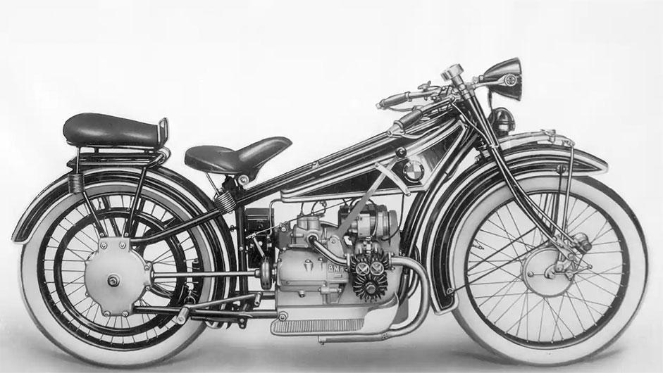 موتور سیکلت bmw